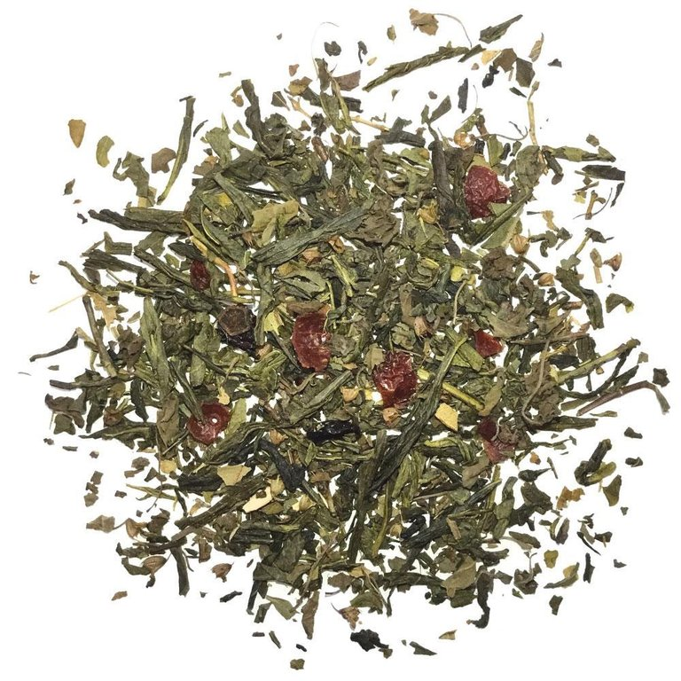 Strawberry Sencha