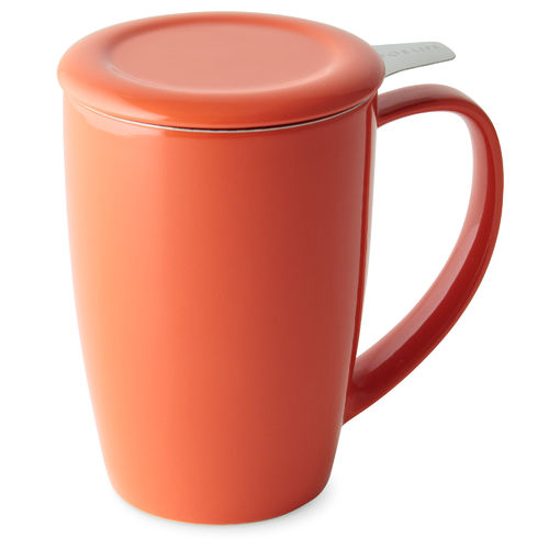 Tall Tea Mug, carrot