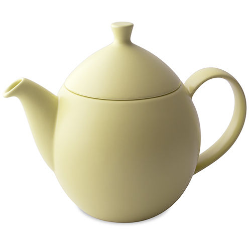 Dew Tea pot  with infuser, 32 oz, Lemon Grass