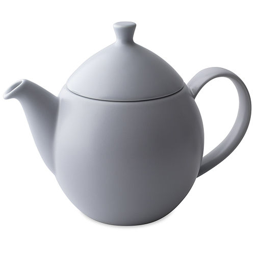 Dew Tea pot  with infuser, 32 oz, Lavender Mist