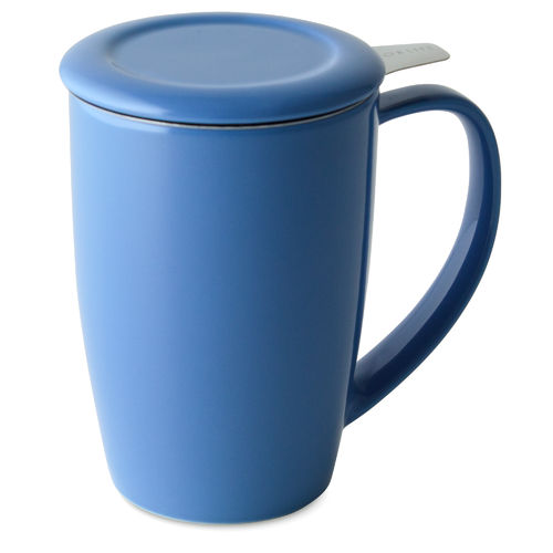 Tall Tea Mug, Blue