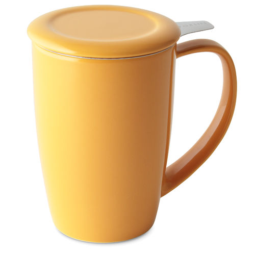Tall Tea Mug, Mandarin