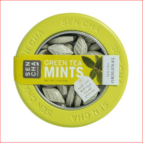 Green Tea Mints Original