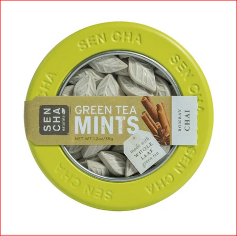 Green Tea Mints Bombay Chai
