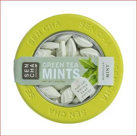 Green Tea Mints Moroccan Mint