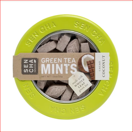 Green Tea Mints Cacao Coconut