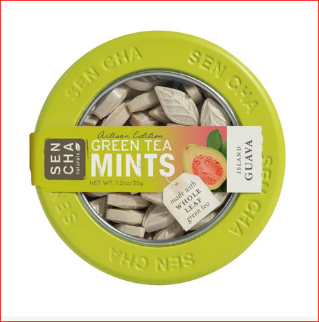 Green Tea Mints Island Guava